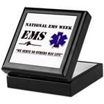 National EMS Week Gifts Keepsake Box