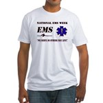 National EMS Week Gifts Fitted T-Shirt