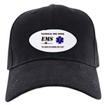 National EMS Week Gifts Black Cap