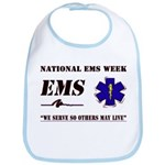 National EMS Week Gifts Bib