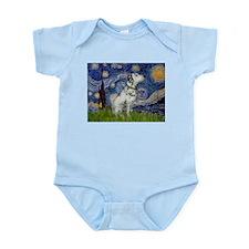 Starry Night / Dalmation Infant Bodysuit