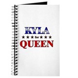 KYLA for queen Journal