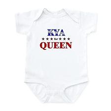 KYA for queen Infant Bodysuit
