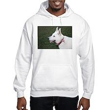 White German Shepherd Hoodie