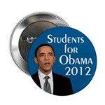 "Students for Obama 2.25"" Button"