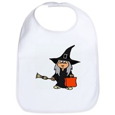 Little Witch Bib
