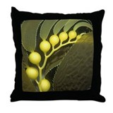 Kelp Bulbs Throw Pillow