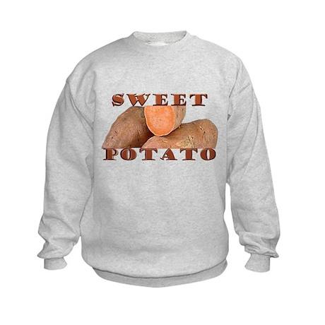 Sweet Potato Kids Sweatshirt