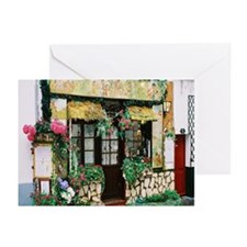 French Shop Greeting Cards (Pk of 10)
