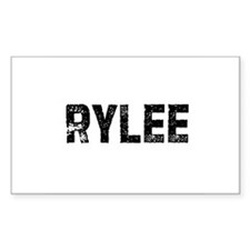 Rylee Rectangle Decal