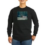 One Of The Boys  Long Sleeve Dark T-Shirt