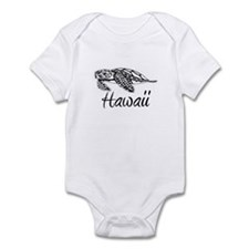 Hawaii Sea Turtle Infant Bodysuit