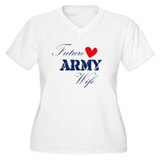 futurearmywife Plus Size T-Shirt