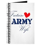 Funny Military wife Journal