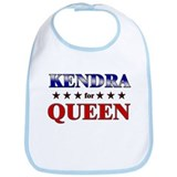 KENDRA for queen Bib