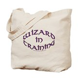 Wizard in training Tote Bag