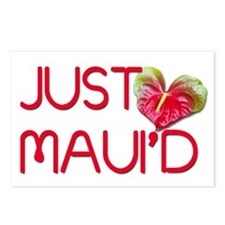 Just Maui'd Postcards (Package of 8)