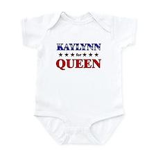 KAYLYNN for queen Infant Bodysuit