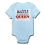 KAYLI for queen Onesie