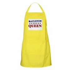 KAYLEIGH for queen BBQ Apron