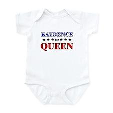 KAYDENCE for queen Onesie
