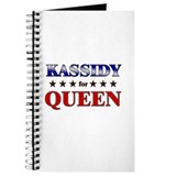KASSIDY for queen Journal