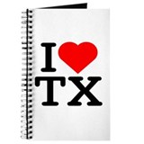 I Love Texas - Journal