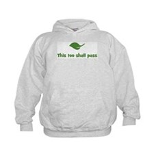 This too shall pass (leaf) Hoodie
