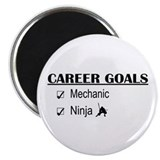 Mechanic Career Goals Magnet