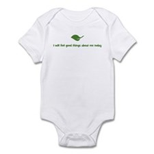 I will feel good things about Infant Bodysuit