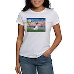 Guardian /Rat Terrier Women's T-Shirt