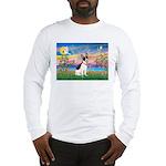 Guardian /Rat Terrier Long Sleeve T-Shirt