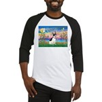 Guardian /Rat Terrier Baseball Jersey
