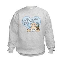 YiaYia's Little Valentine BOY Sweatshirt
