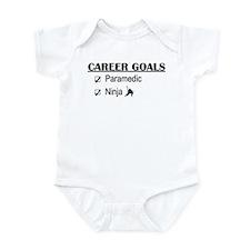Paramedic Career Goals Onesie