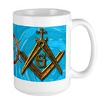 Nautical Masonic Large Mug
