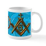 Nautical Masonic Sailors Mug