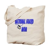 National Guard Mom Tote Bag