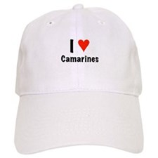 I love Camarines Baseball Cap