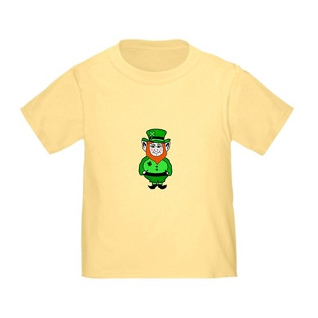 Happy Leprechaun Toddler T-Shirt