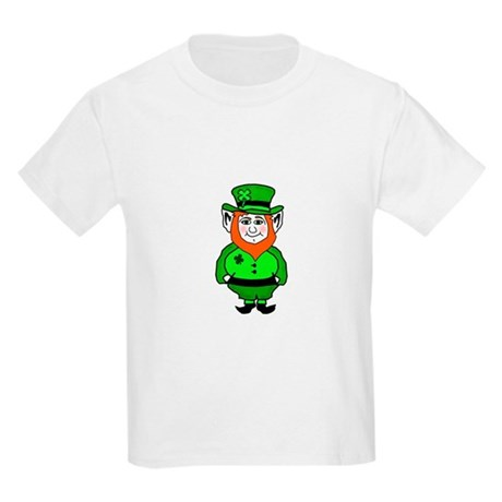 Happy Leprechaun Kids Light T-Shirt