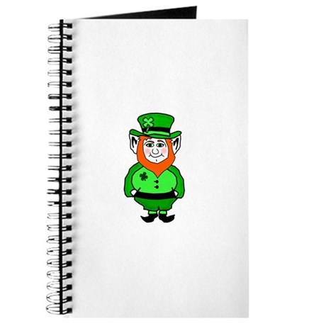 Happy Leprechaun Journal