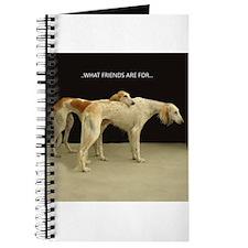 Saluki Best Friends Journal