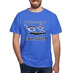 Undercover Cam Girl Dark T-Shirt