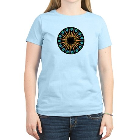 Kaleidoscope 003 Women's Light T-Shirt