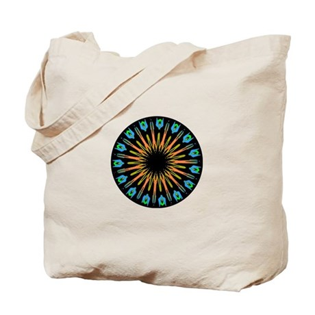 Kaleidoscope 003 Tote Bag