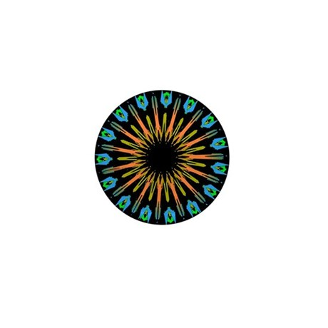 Kaleidoscope 003 Mini Button (100 pack)