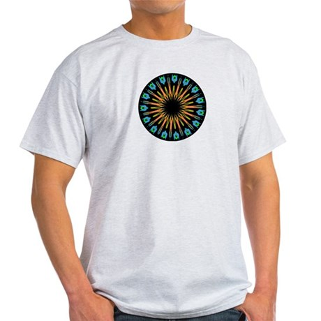 Kaleidoscope 003 Light T-Shirt