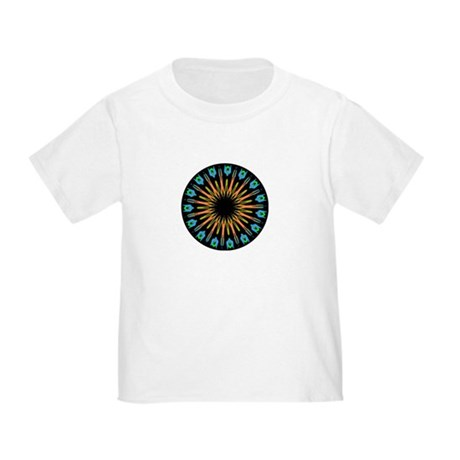 Kaleidoscope 003 Toddler T-Shirt