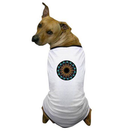 Kaleidoscope 003 Dog T-Shirt